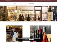 kiekrin-weinhandlung.de Webseite Vorschau