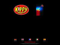 kippy.de Webseite Vorschau