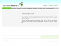 elektrischezahnbuerste.net