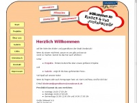 kinderundjugendbuero-os.de Webseite Vorschau