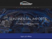 continentalimports.com