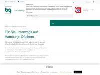 bq-dachbau.de Webseite Vorschau