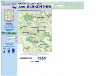 amt-berkenthin.alpha-kart.com Webseite Vorschau