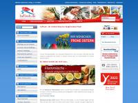 1afisch.de Webseite Vorschau