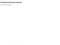 christbaumschmuck-shop.de Webseite Vorschau