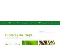 naju.de Webseite Vorschau