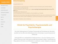 burghof-klinik.de Thumbnail