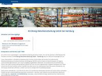 kirchberg-gmbh.de Webseite Vorschau