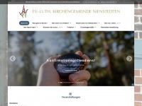 kirche-nienstedten.de Webseite Vorschau
