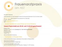 frauenarztpraxis-am-aez.de