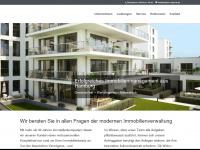 uv-urbanus.de Webseite Vorschau