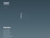 phatconsulting.de Webseite Vorschau