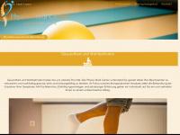physio-medi-center.de Webseite Vorschau