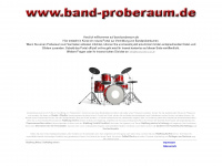 band-proberaum.de