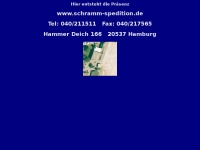 schramm-spedition.de