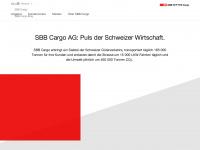 sbbcargo.com Webseite Vorschau