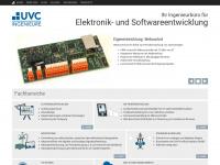 uvc.de Webseite Vorschau