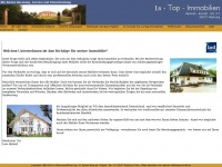1a-top-immobilien.de Webseite Vorschau