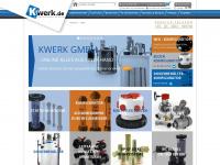 kwerk-shop.de Webseite Vorschau