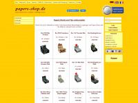 Papers-shop.de