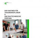 amk-ingenieure.de Webseite Vorschau