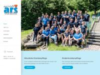 kinderkrankenpflege-giessen.de Webseite Vorschau