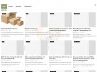 kvdiespinner.de Webseite Vorschau