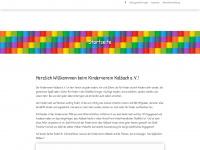kinderverein-kalbach.de Webseite Vorschau