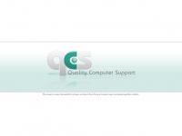 qcs.de Webseite Vorschau