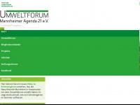 umweltforum-mannheim.de