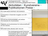 Kunstvereine.de