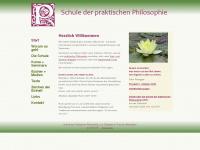 philosophie-praktisch.de Webseite Vorschau