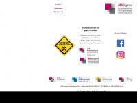 dbbj-rp.de Webseite Vorschau