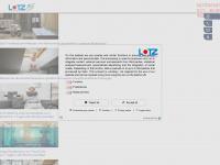 lotz-sanitaer-heizung.de Webseite Vorschau