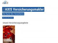 axis-versicherungsmakler.de