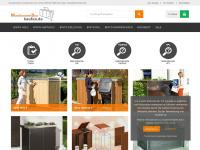 muelltonnenbox-kaufen.de Webseite Vorschau