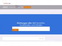 dichtungshersteller.info Webseite Vorschau