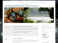 fischerei-gemeinschaft-einrich-aar.de