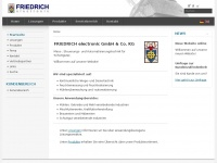 friedrich-electronic.de