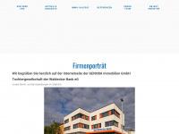 genoba-immobilien.de Webseite Vorschau