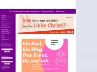 kirche-neuenhain.de Webseite Vorschau