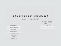 hennig-couture.de