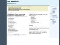 thai-uebersetzer.net
