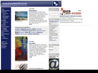 kunstplattform.biz Webseite Vorschau