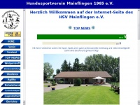 hsv-mainflingen.de