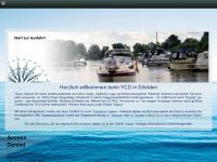 ycd-erfelden.de Webseite Vorschau