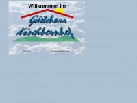 kirchbornhof.de Webseite Vorschau