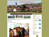 kvdauernheim.de Webseite Vorschau