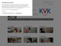 kvk-kassel.de Webseite Vorschau