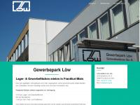 loew-kg.de Webseite Vorschau
